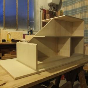 assemblage des blocs