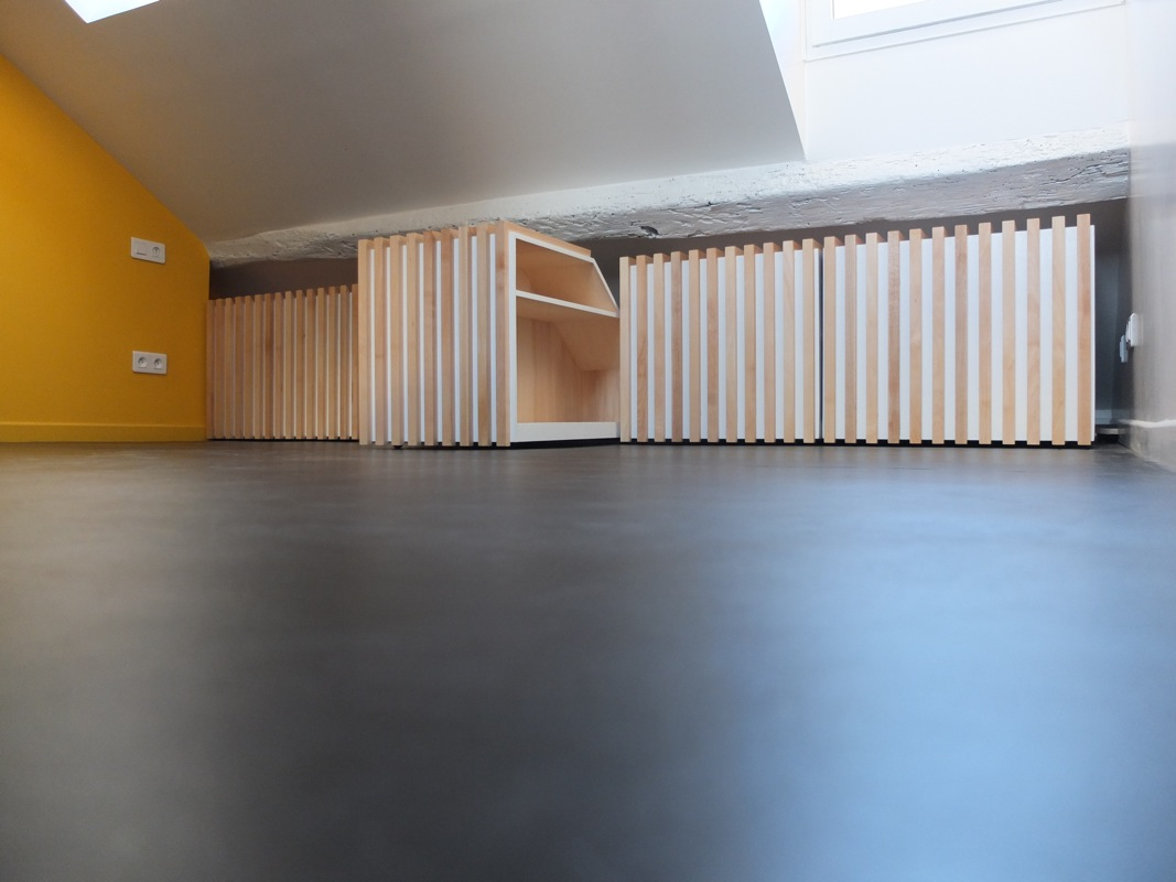 Faire un plancher dans son grenier contact artisan for Garage nicolas issy